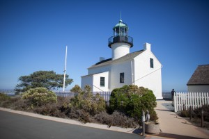 Lighthouse Cabrillo National Monument --- photo by albertozorzi.com